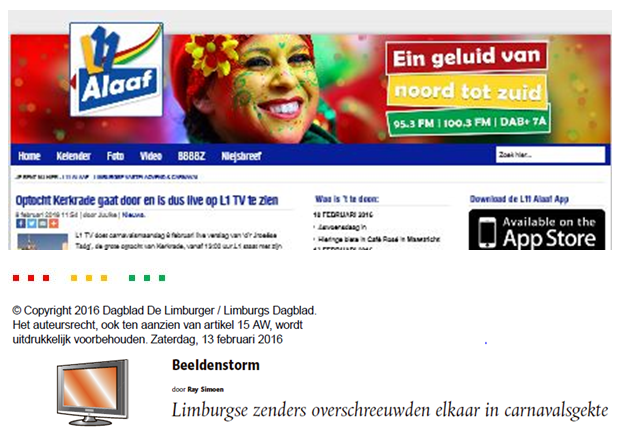 medien karneval - Carnaval - Karneval - eine Narrenwelt