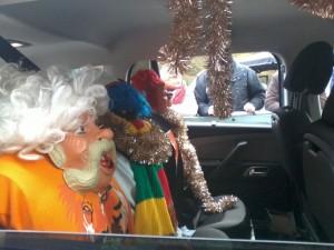 narren 300x225 - Carnaval - Karneval - eine Narrenwelt