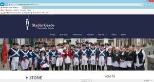 stadtgarde roemond 300x160 - Carnaval - Karneval - eine Narrenwelt