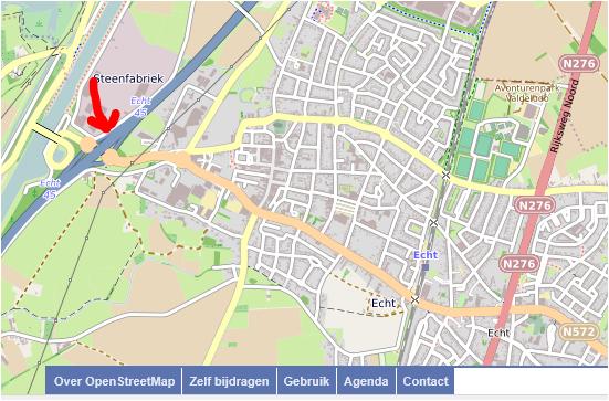 Openstreetmap: Rotonde Echt