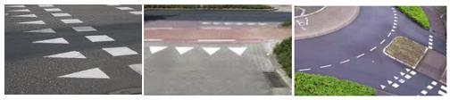 vorrangdreiecke - Haifischzähne auf Limburgs Straßen