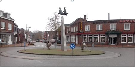rotonde maasbracht - Zu Besuch bei Limburgs Rotonde-Bewohnern