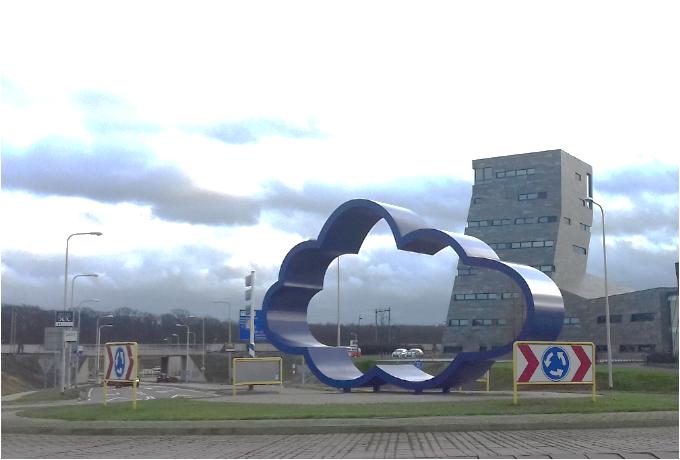 rotonde roermond wolke - Zu Besuch bei Limburgs Rotonde-Bewohnern