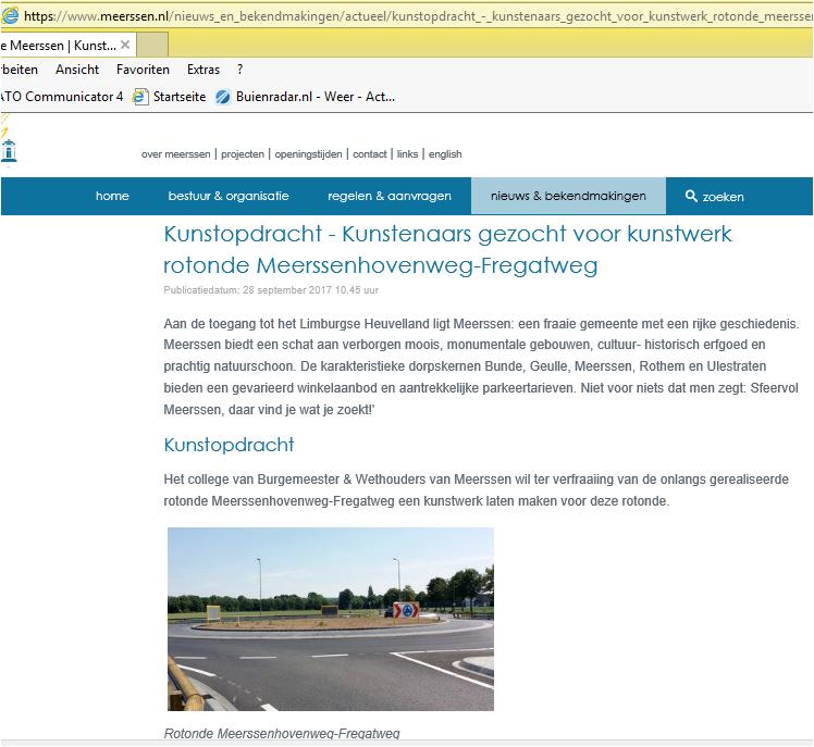 text rotonde meerssen - Zu Besuch bei Limburgs Rotonde-Bewohnern