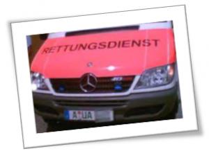 rettungsdienst 300x228 - Systematische Meinungsverschiedenheiten im Schilde